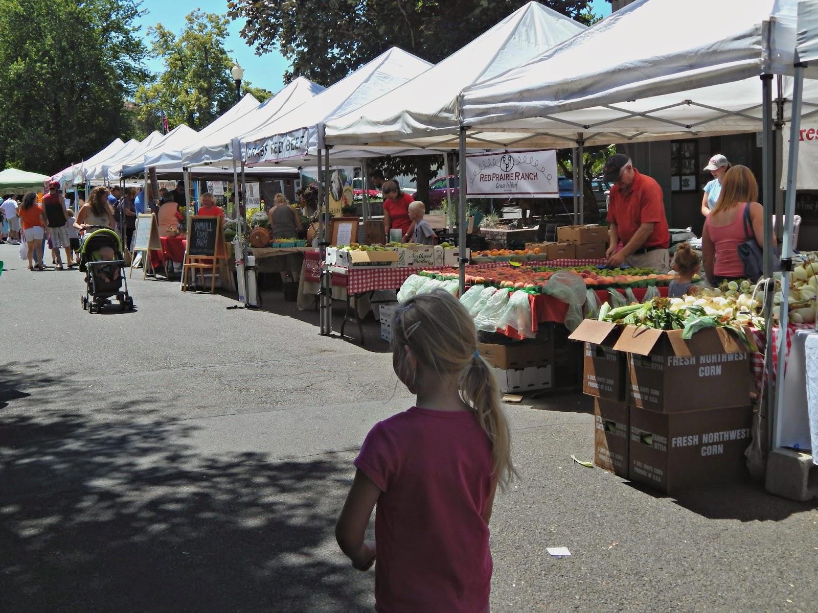 McMinnville Farmer's Market