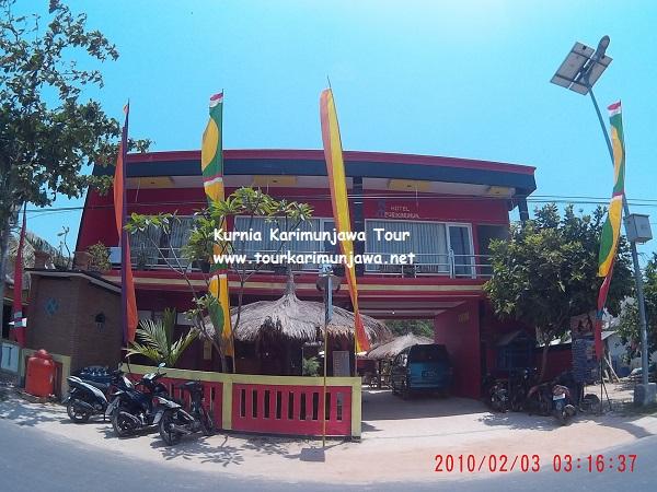 hotel puri Karimun Jawa