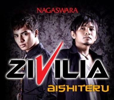 Lirik Dan Kunci Gitar Lagu Zivilia - Aishiteru 2