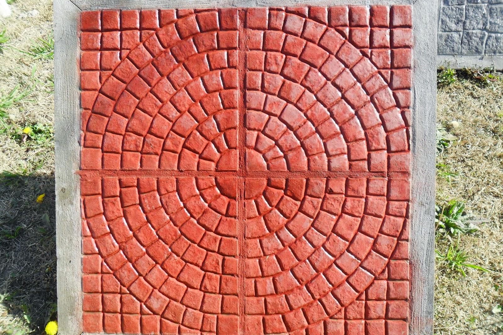 Premoldeados el muro baldosas y pisos for Ceramica patios fotos