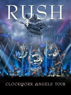 DVD Rush Clockwork Angels Tour