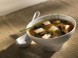 Miso Soup Tofu
