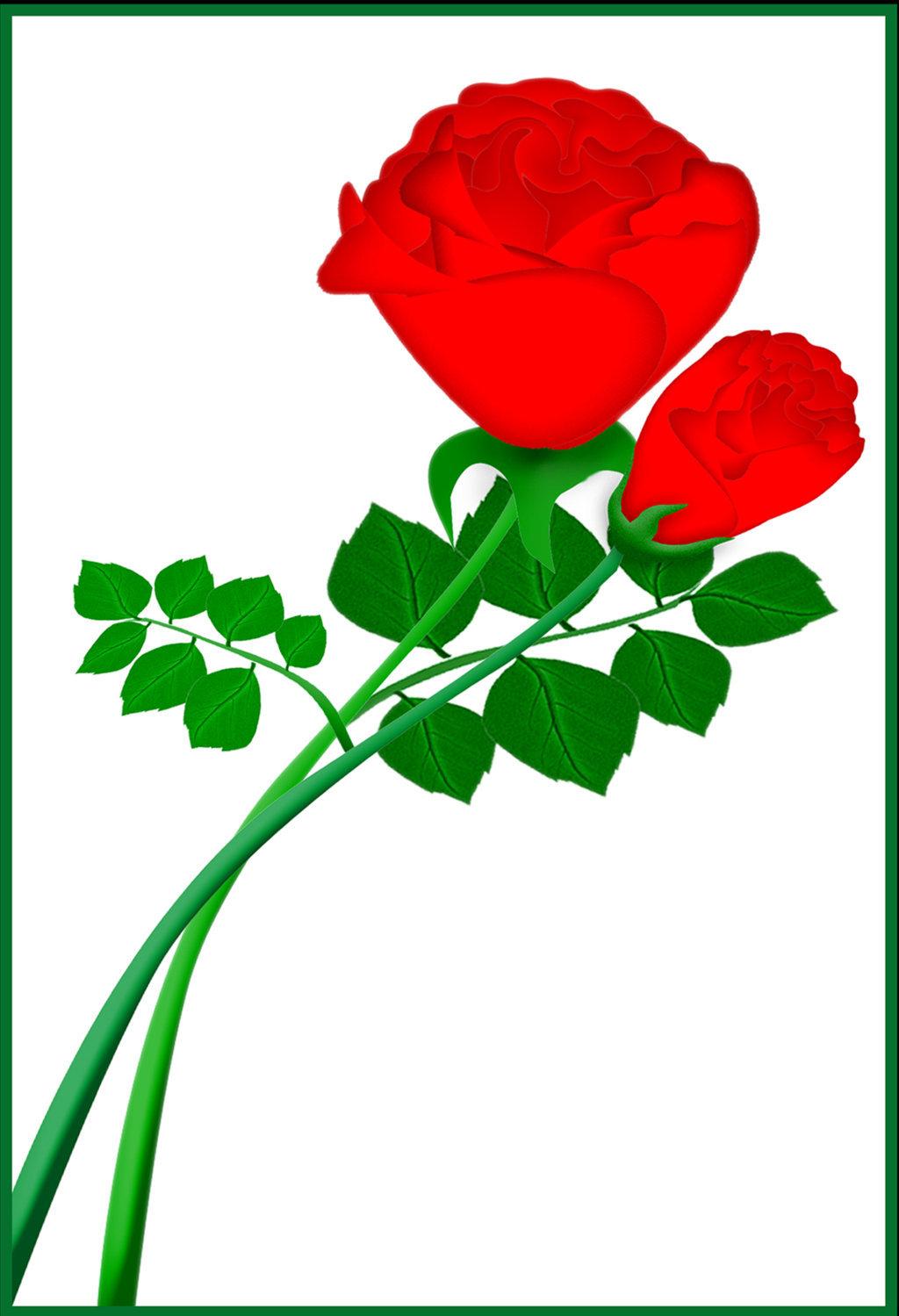 Membuat Gambar Bunga Mawar Dengan Photoshop Pandu Pinuji