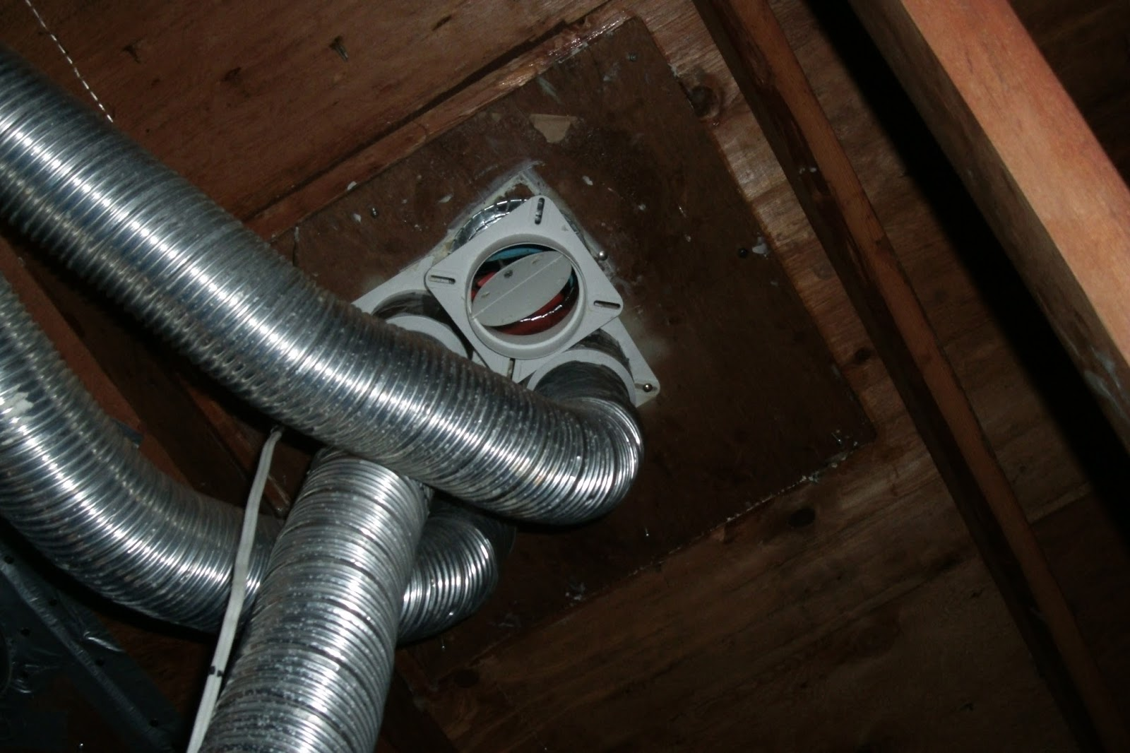 George 39 s blog for friends mysteries of the attic revealed ii for 3 bathroom exhaust vent