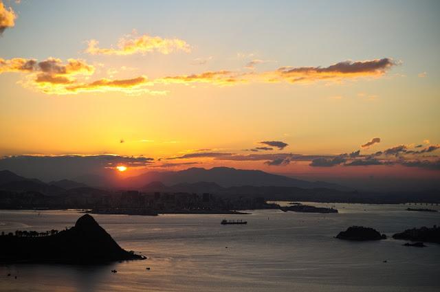 Rio de janeiro, Niteroi, parque da cidade, por do sol, trilha, visual, Nikon D5000