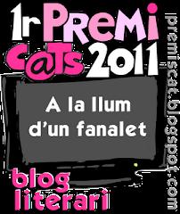 Premis C@ts 2011 cat. Literari