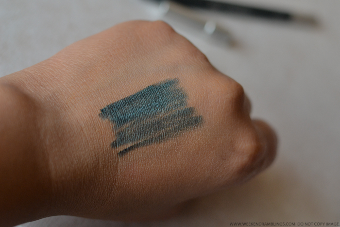 Urban Decay 24/7 Glide-On Eyeliner Pencil Loaded Swatches Review FOTD Photos