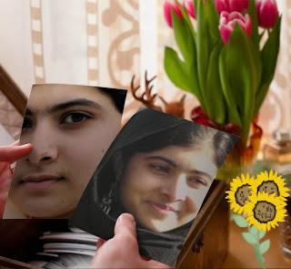 Malala Yousafzai letter
