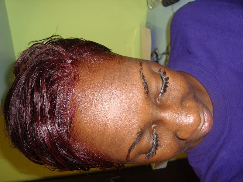 Dark Skinned Girls Included Fall Hair Color Change