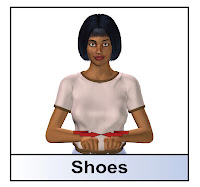 ASL for Shoe