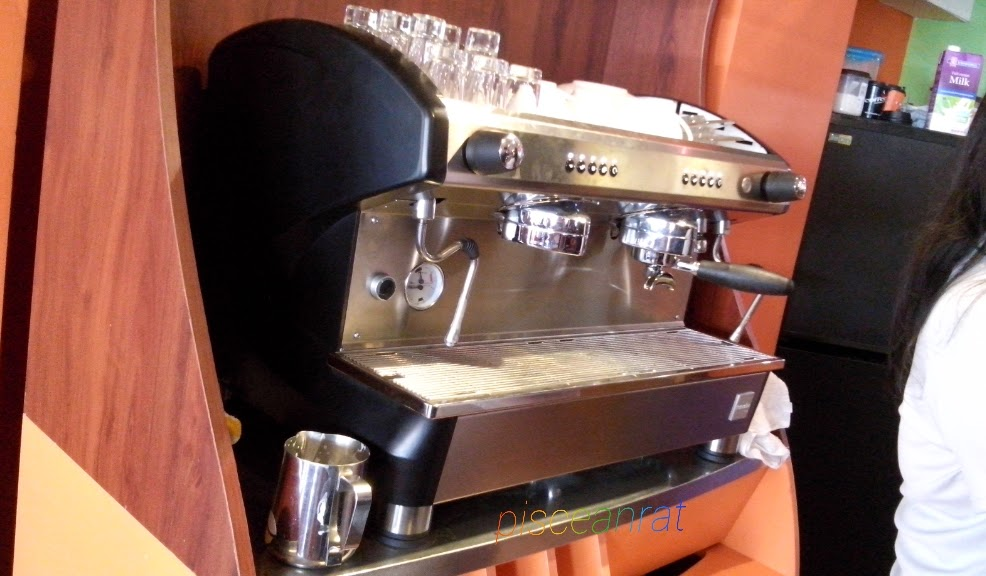 reneka viva, 2 group, automatic, coffee machine, microfoam,