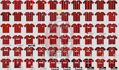 AC Milan Jersey Full