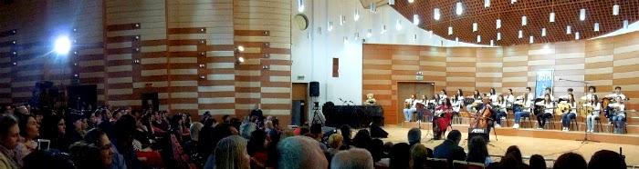 Filarmonia Oltenia plina la concertul caritabil