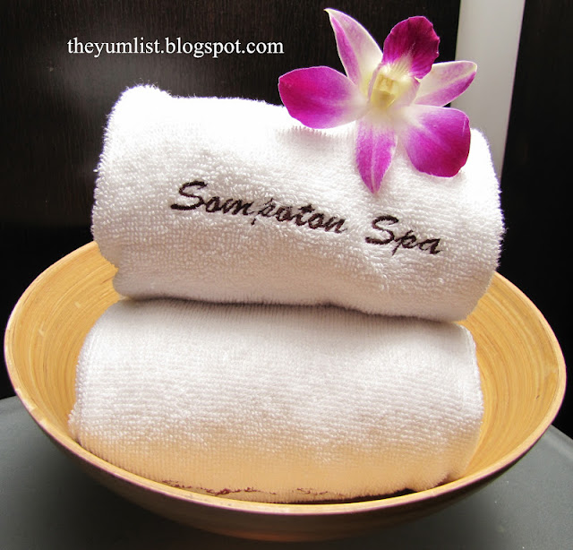 Sompoton Spa, InterContinental Kuala Lumpur, massage, KLCC, treatment,