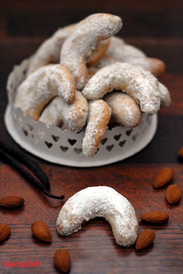 Rezept Für Vanillekipferl Einfach Und Leicht