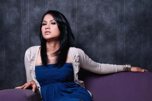 Foto Chacha Annisa Presenter Cantik TV ONE