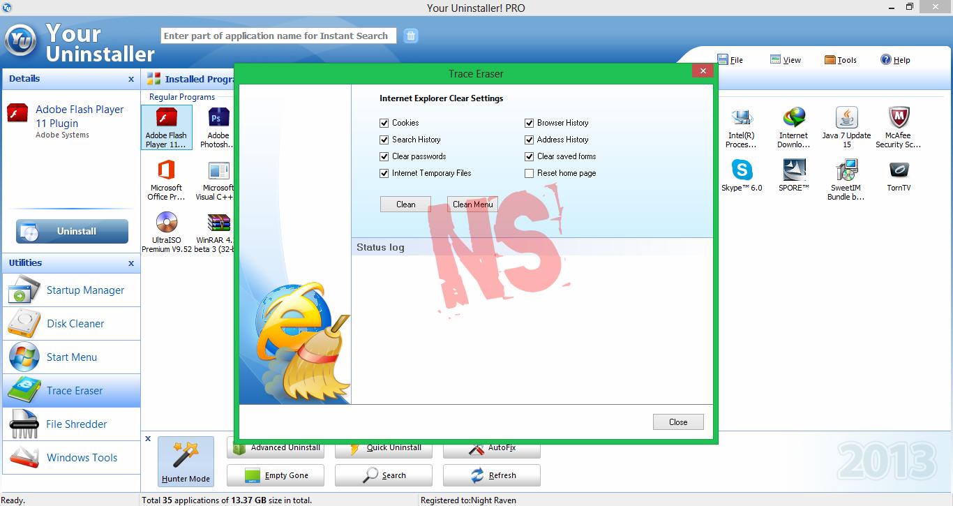 Descargar Your Uninstaller! PRO para PC versin gratuita