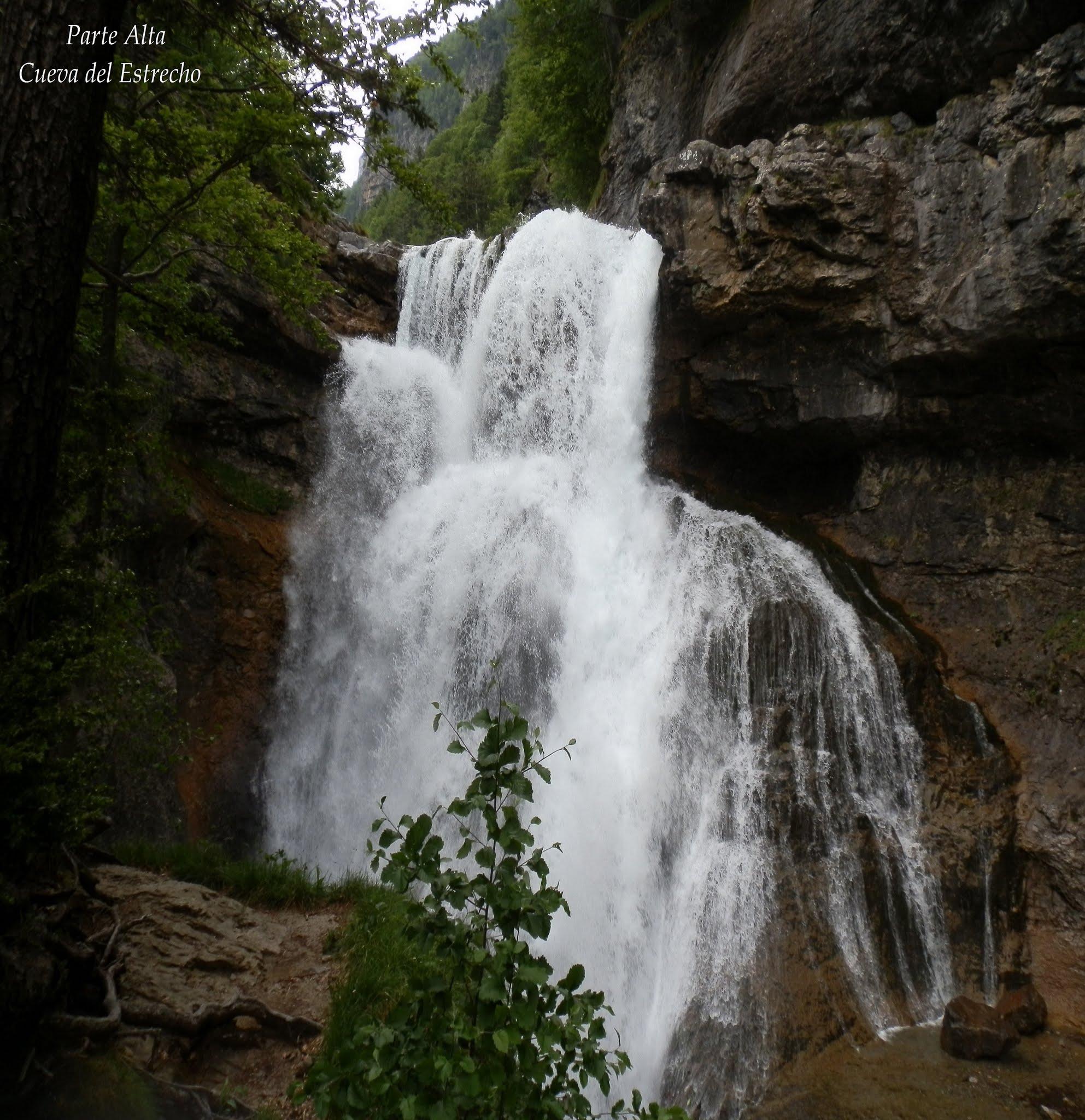 Cascadas Valle de Ordesa