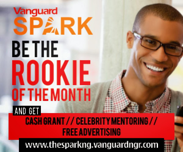 Vanguard Spark rookie of the month contest