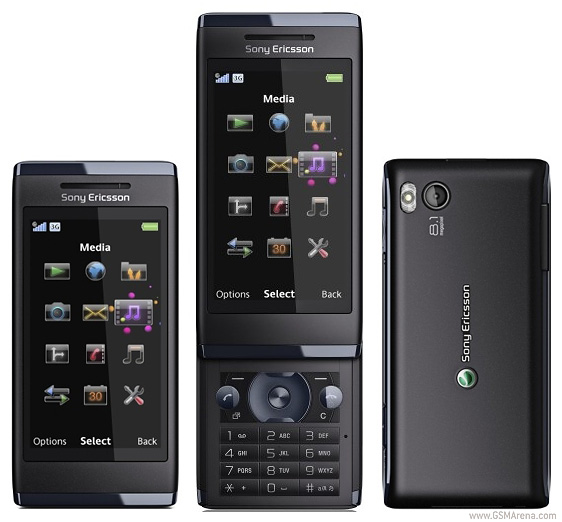 Sony Ericsson Aino U10 Manual User