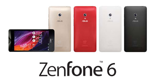 ASUS ZenFone 6 Smartphone Android Terbaik