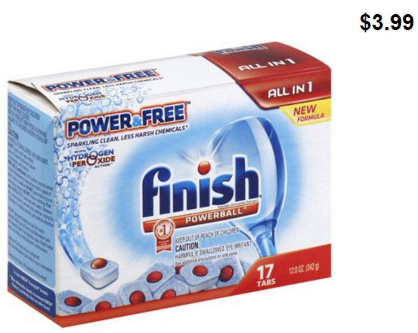 Dishwasher coupons