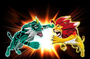 Lightning Bolt and Fire Rajan
