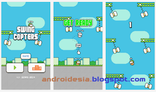 Swing copters Android games