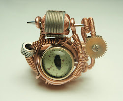 Steampunk Artist Feature
