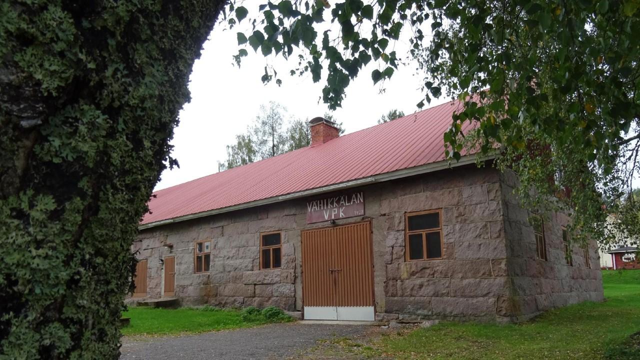 Vähikkälän ja Sauvalan VPK ry