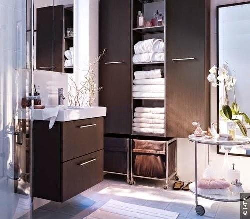 meuble rangement salle de bain ikea - Meuble Angle Sdb Ikea