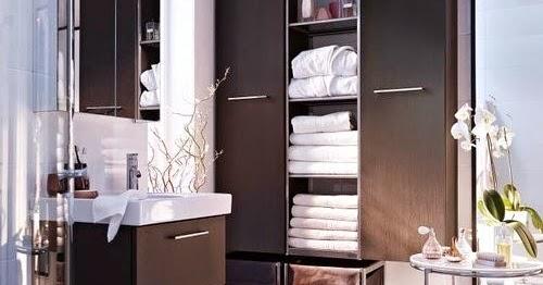 Meuble rangement salle de bain ikea meuble d coration maison - Rangement salle de bain castorama ...
