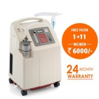 Buy Healthgenie Oxygen Concentrator 7F-5 at Rs.30999 : Buytoearn