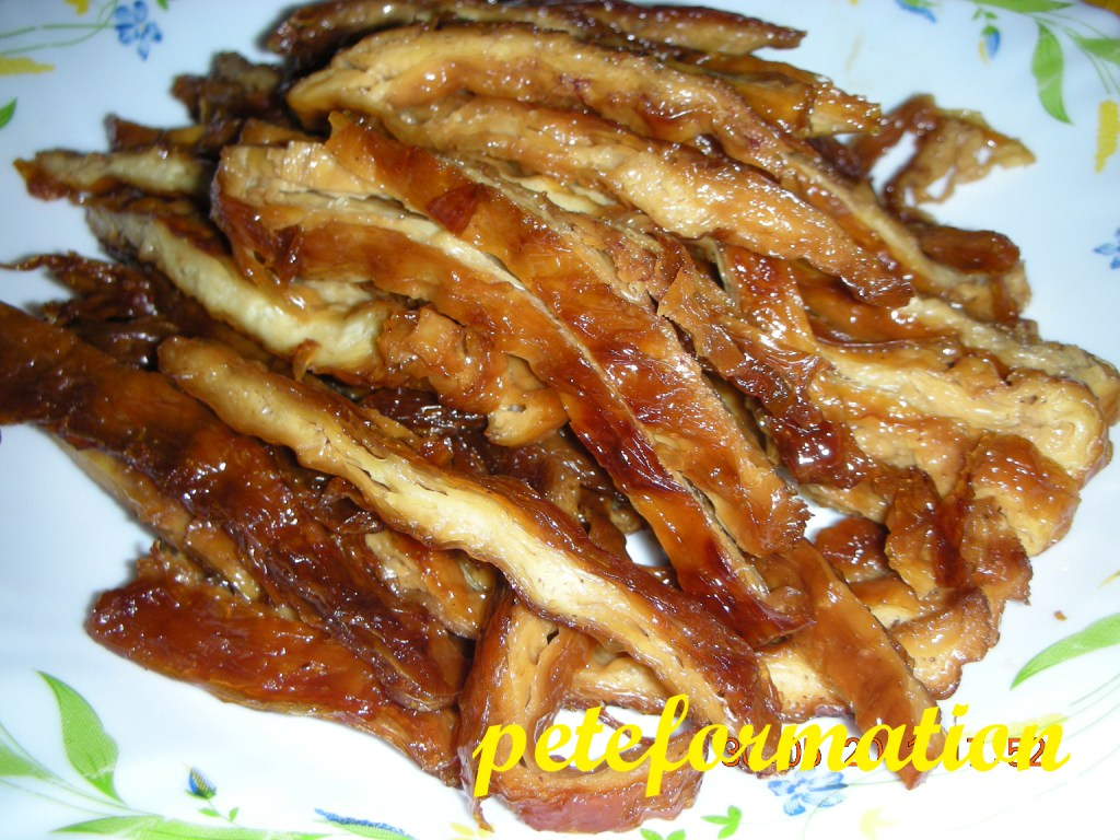 Veganformation vegetarian food cooking adventure chinese vegan char chinese vegan char siew recipe mock roasted sweet pork forumfinder Images