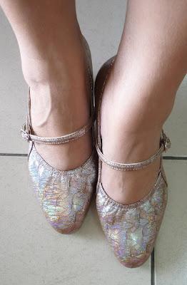 Ballroom Dancing Shoes Orange Nsw