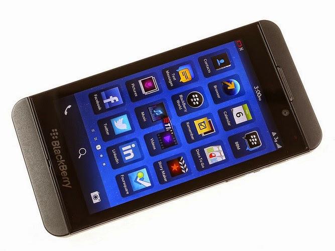 Мобильный телефон BlackBerry Z10 STL100-1 с лучшей виртуальной клавиатурой и опцией BlackBerry Hub