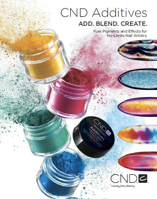 Pure Spa Direct Blog Excite Your Clients With Cnd Additives Today