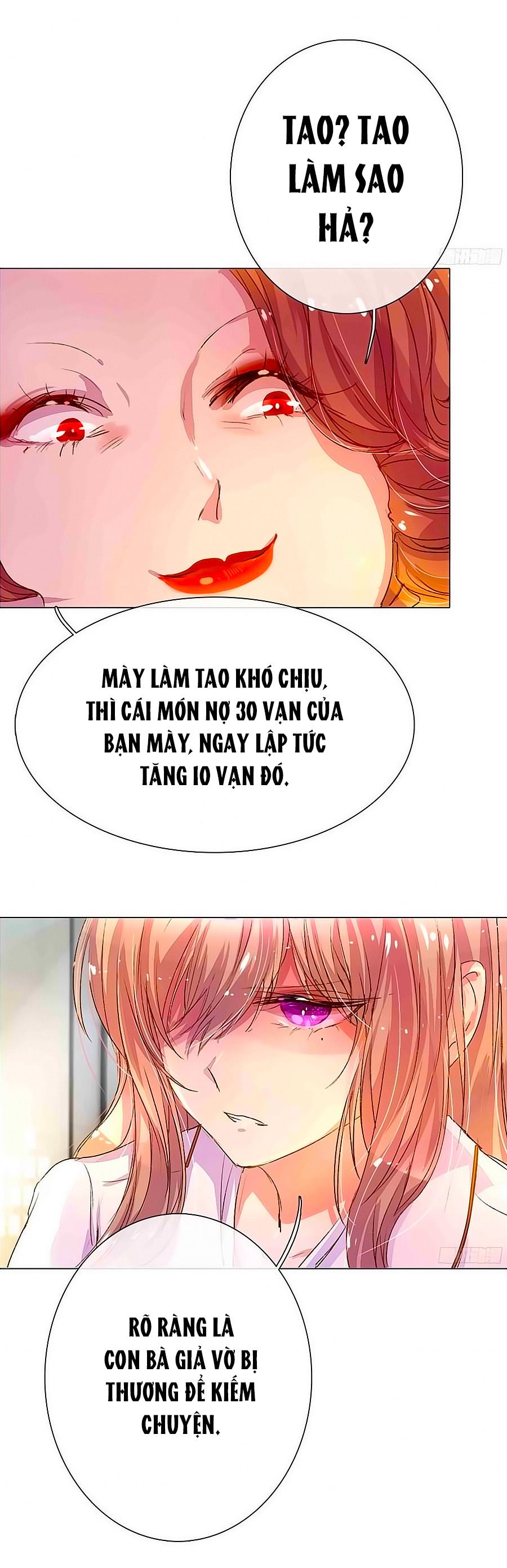 Hào Môn Tiểu Lãn Thê - Chap 25