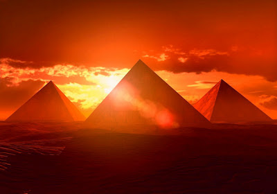 Mystery Of the Pyramids, The Mysterious Pyramids, The Pyramids, The Pyramids of Gisa