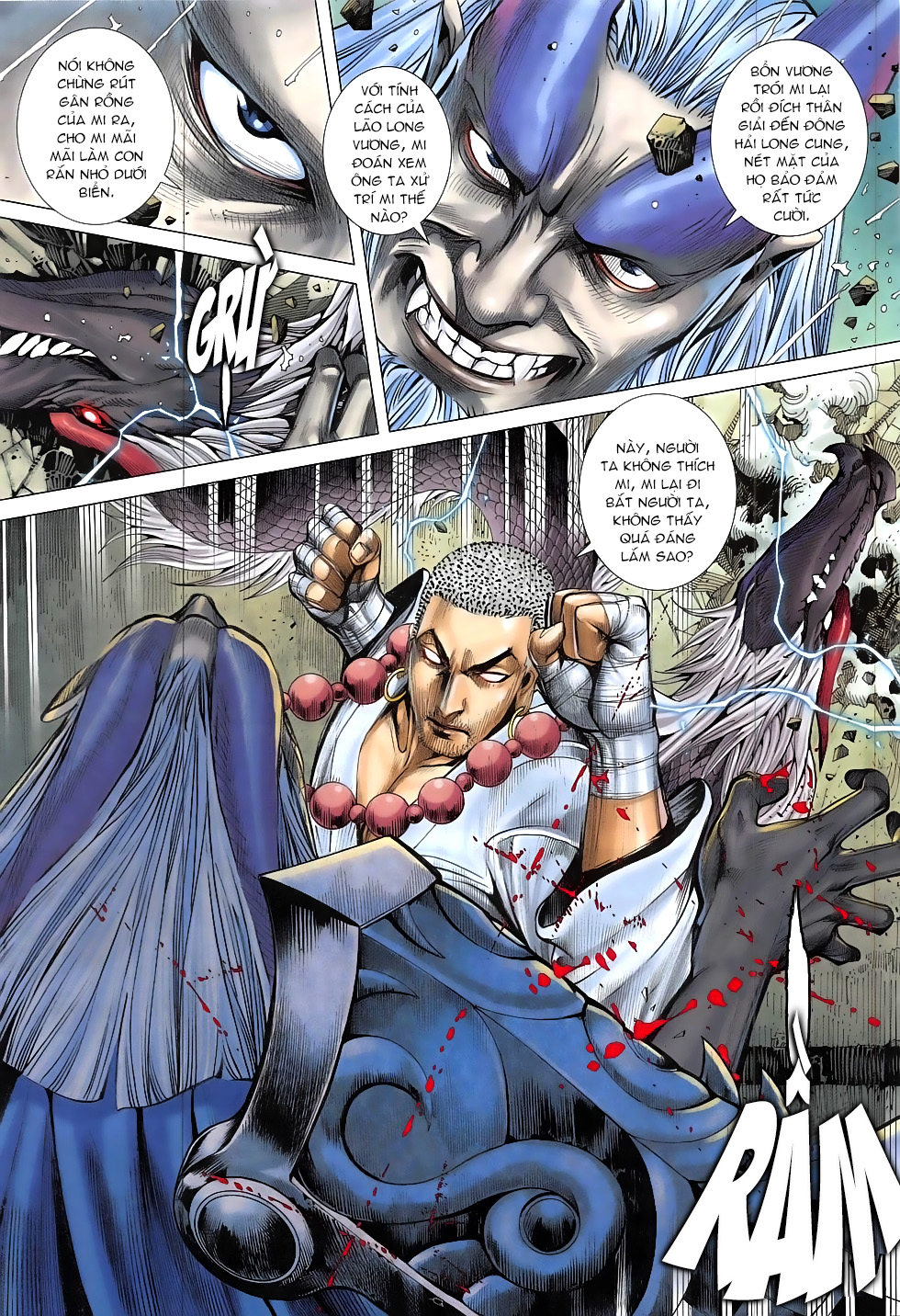 Tây Du chap 28 page 11 - IZTruyenTranh.com