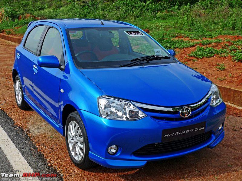 Automotive Craze Toyota Liva Test Drive