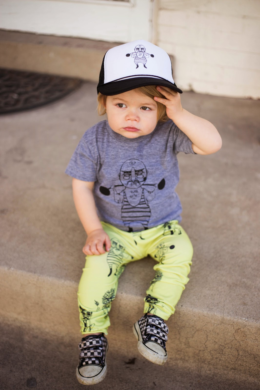 Coolest kids pants spring 2014 - Salt City Emporium