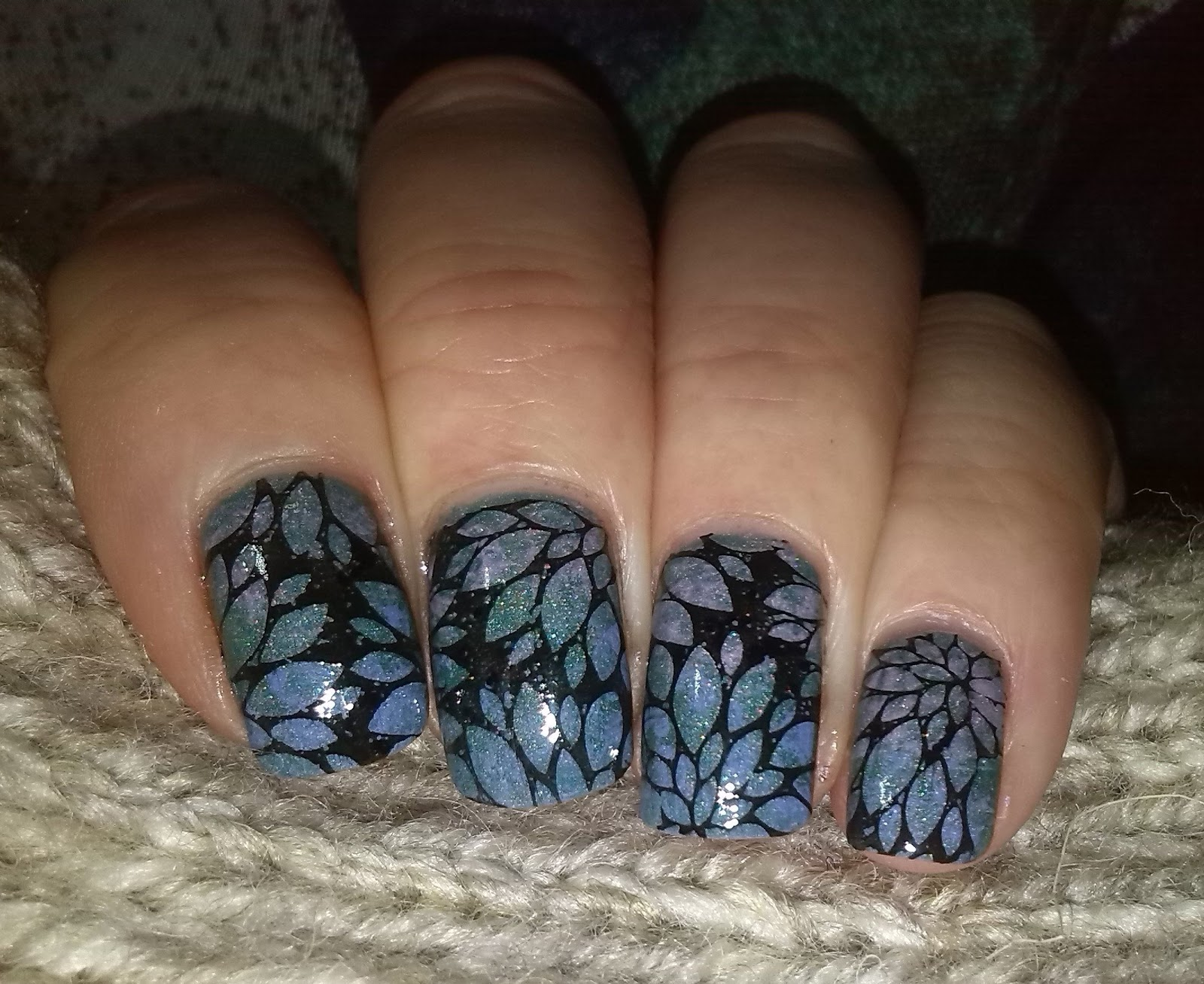 stamping with Messy Mansion MM20