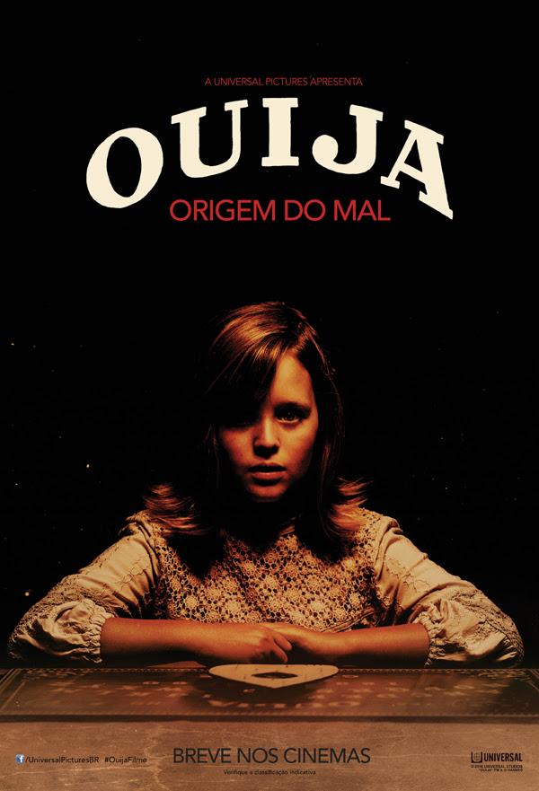 Ouija: Origem do Mal Torrent - BluRay 720p e 1080p Dublado