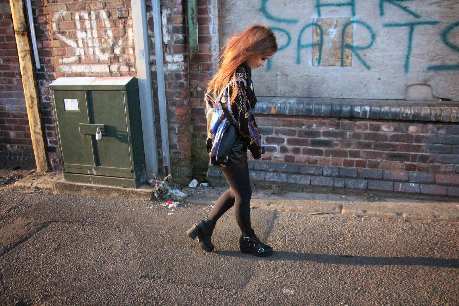 vintage, urban style, style, blogger, fashion