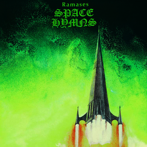Ramases - Space Hymns album cover