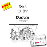 Back to the Dungeon Zine