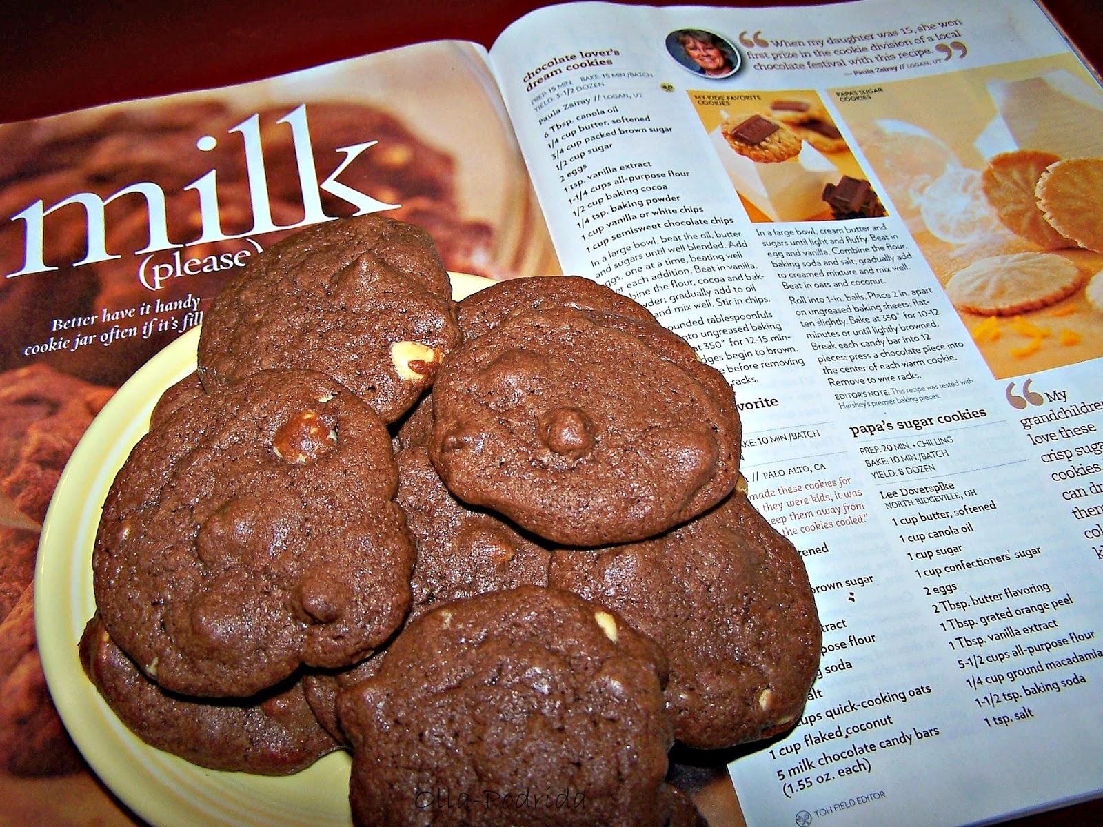 Chocolatier Magazine Chocolate Chip Cookies