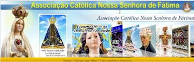 Nossa Senhora de Fátima Site Oficial