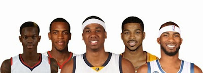 2014-2015 NBA All-Blue Collar Team